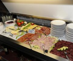 The most delicious breakfast buffet of the Caldonazzo Lake awaits you!